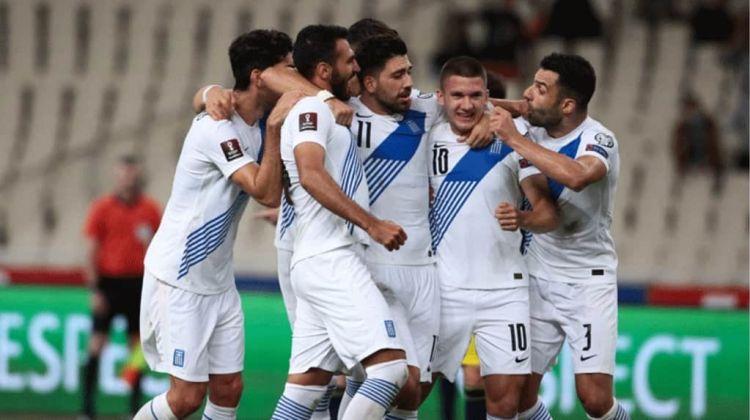 Σπουδαία νίκη της Ελλάδας απέναντι στη Σουηδία με 2 1
