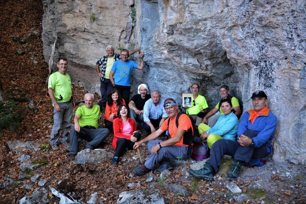 Στα λημέρια της συμμορίας του Φώτη Γιαγκούλα Μαστορούλι – Έλατος – Κλεφτόβρυση Όλυμπος – Βροντού Κυριακή 3 Οκτωβρίου 2021