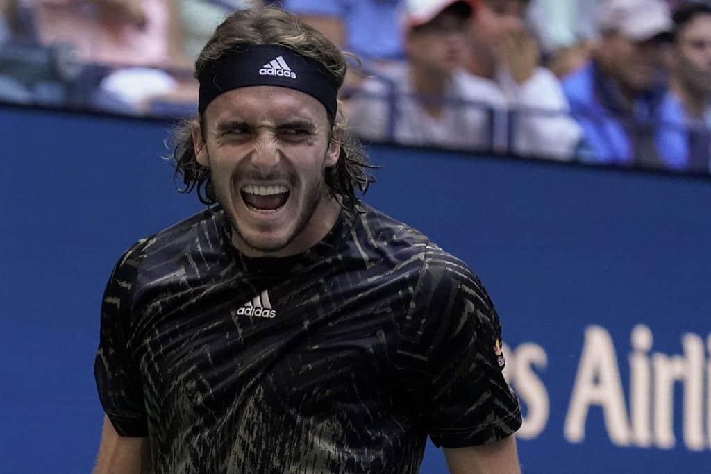 Στέφανος Τσιτσιπάς: Έκλεισε θέση για το Atp Finals ο Στέφανος
