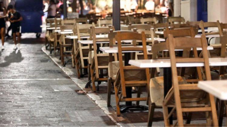 Τα νέα μέτρα στην εστίαση… Τι ισχύει, σε καφέ, κέντρα διασκέδασης και παιδότοπους…