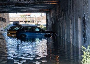 Τουλάχιστον 44 νεκροί στη Νέα Υόρκη από την καταιγίδα Άιντα