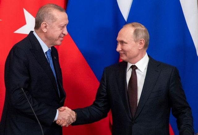 Τουρκία και Ρωσία οδηγούνται σε μια παράδοξη συμμαχία