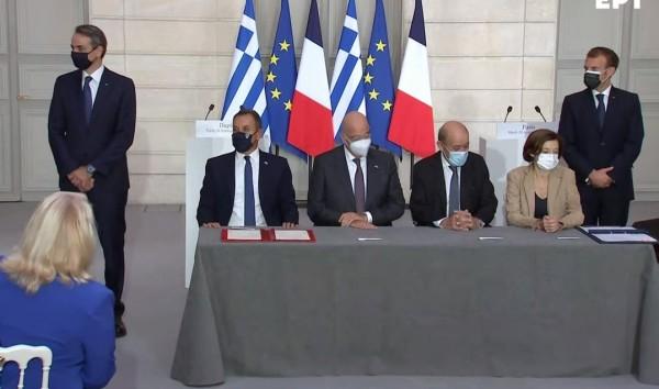Aukus, Αμυντική Συμφωνία Ελλάδας – Γαλλίας και στο βάθος Κύπρος
