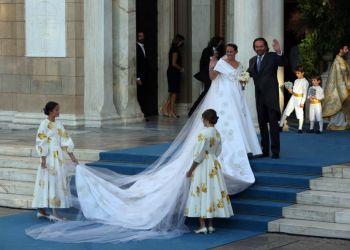 Βασιλικός γάμος: Οι κομψές γαλαζοαίματες που μαγνήτισαν τα βλέμματα