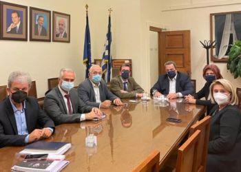 Δεύτερη Συνάντηση της Ομάδας Βουλευτών Ποντιακής Καταγωγής της ΝΔ