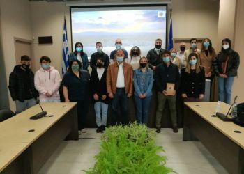 Δημαρχείο Κατερίνης: Επίσκεψη εκπαιδευτικών από τέσσερις χώρες