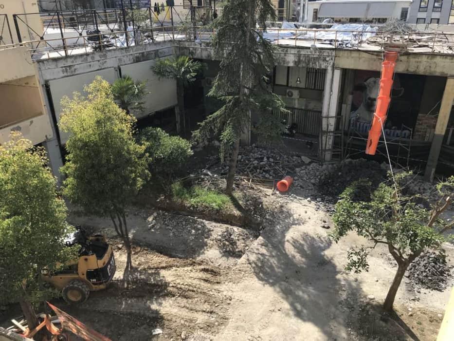 Δήμος Κατερίνης – ΔΗΠΑΚ Α.Ε.: «Αλλάζει όψη» το δημοτικό κτίριο & το αίθριο της δημοτικής αγοράς