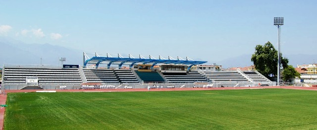 Δήμος Κατερίνης: Ανάπλαση πάρκου Ευαγγελικών & Όργανα Γυμναστικής Εξωτερικού Χώρου στο Α' Δημοτικό Αθλητικό Κέντρο