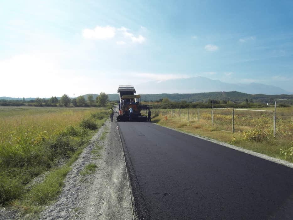 """Δήμος Κατερίνης: Χρηματοδότηση 1.810.000 ευρώ για αγροτική οδοποιία μέσω του """"Αντώνης Τρίτσης"""""""