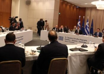 ΕΛΛΑΣ ΚΥΠΡΟΣ ΑΙΓΥΠΤΟΣ: Ενισχύουν την ειρήνη και την ασφάλεια στη Μεσόγειο
