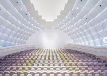 Ένα ονειρικό νηπιαγωγείο στη Huzhou της Κίνας