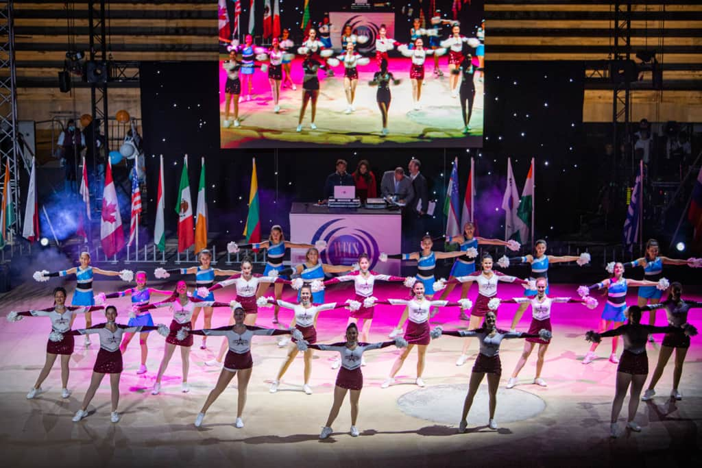 Φαντασμαγορική η τελετή έναρξης των 3ων Παγκόσμιων Αγώνων Εργασιακού Αθλητισμού