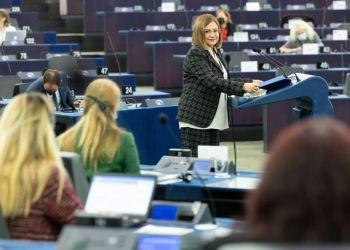 Η Μαρία Σπυράκη ομιλήτρια στην Cop26 στη Γλασκώβη για τη μείωση του μεθανίου