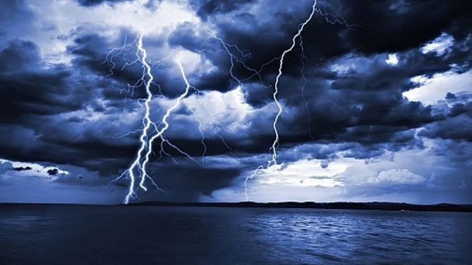 Καιρός Αύριο: Kαταιγίδες και χαλάζι σε Αθήνα και Θεσσαλονίκη