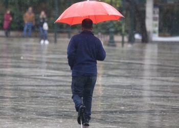 Καιρός σήμερα – Νεφώσεις με ισχυρές βροχές και καταιγίδες