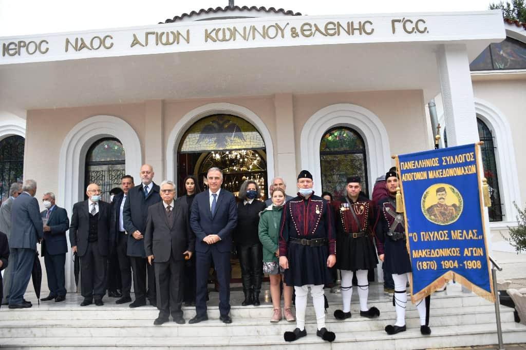 Καλαφάτης: Στέλνουμε μήνυμα ενότητας και αποφασιστικότητας – Ενισχύουμε τις συμμαχίες, ενδυναμώνουμε τις Ένοπλες Δυνάμεις