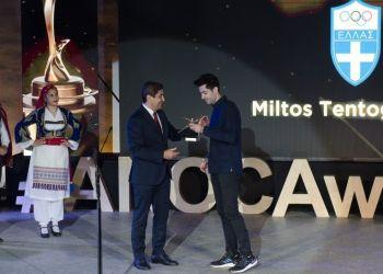 Καλύτερος Έλληνας αθλητής στο «Τόκιο 2020» ο Μίλτος Τεντόγλου