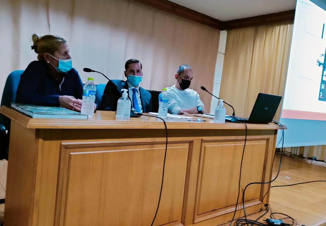 Κατερίνη: Παρουσιάστηκε το βιβλίο του Γιώργου Τσιτιρίδη «οι Τσιγγάνοι της Θεσσαλονίκης»