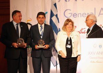 Λ. Αυγενάκης: «Περιποιούν τιμή για την Ελλάδα και την Κυβέρνησή μας τα συγχαρητήρια, οι ευχαριστίες και η πλήρης υποστήριξη των Πρόεδρων της ΔΟΕ, Τόμας Μπαχ και της Anoc, Ρόμπιν Μίτσελ»
