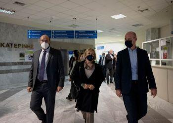Μίνα Γκάγκα: Το νοσοκομείο έχει πίεση