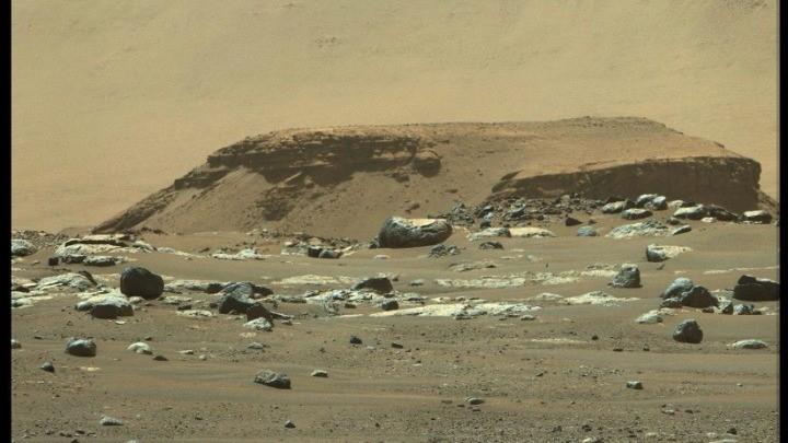 Nasa: Το Perseverance κινείται μέσα σε μια μεγάλη αρχαία λίμνη του Άρη