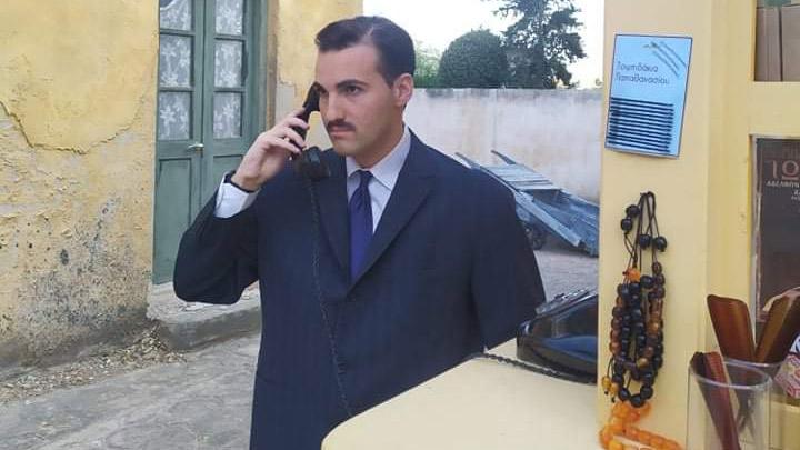Ο Κατερινιώτης Παύλος Αβραμίδης στις μεγαλύτερες τηλεοπτικές σειρές