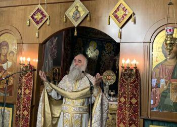 Ο προστάτης Άγιος της Σχολής Γονέων Κατερίνης