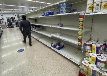 Οι ελλείψεις τροφίμων είναι η επόμενη κρίση