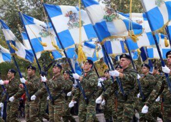 Παρελάσεις 28ης Οκτωβρίου: Κανονικά όλες οι μαθητικές και η στρατιωτική, με διάρκεια 60 λεπτών – Όλη η ανακοίνωση