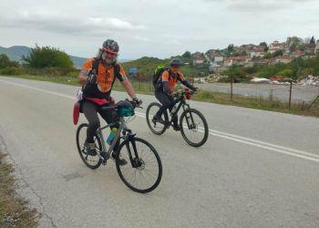 Ποδηλασία στα Πιέρια