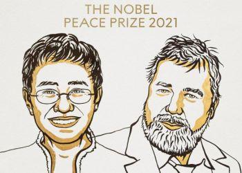 Σε δύο δημοσιογράφους το Νόμπελ Ειρήνης 2021