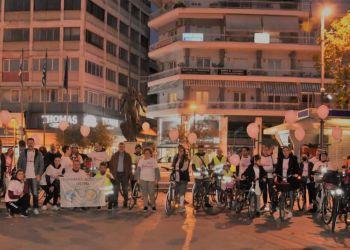 Σύλλογος Καρκινοπαθών Ν. Πιερίας «Η Αγία Αικατερίνη»: Συνεχίζονται οι εκδηλώσεις ενημέρωσης – ευαισθητοποίησης για τον καρκίνο του μαστού