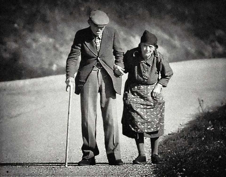 Τα περήφανα γηρατειά
