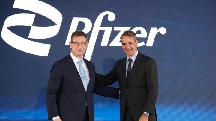 Το Κέντρο Ψηφιακής Καινοτομίας της Pfizer