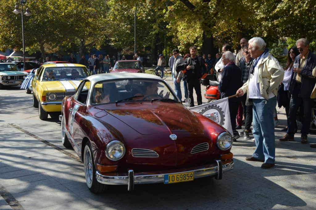 To περίφημο Ιστορικό Ράλι Ολύμπου ξεκινά το Σάββατο 9/10 από Βόλο και τερματίζει στην Ελασσόνα