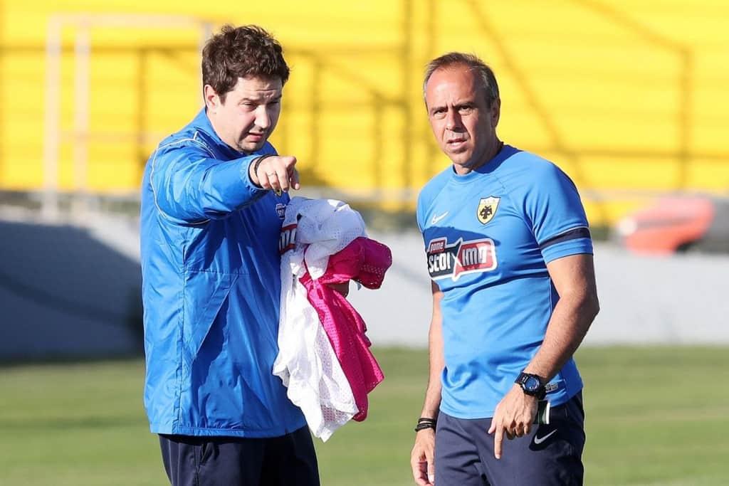Τον Γιαννίκη τον συνοδεύει μία συγκεκριμένη ποδοσφαιρική φιλοσοφία