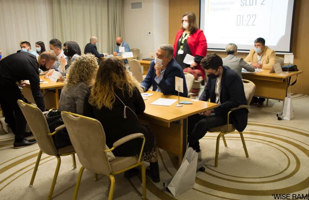Τουριστική προβολή του Δήμου Δίου Ολύμπου και επαγγελματιών τουρισμού στη Ρουμανία