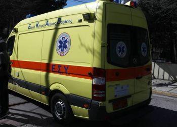 Τροχαίο στη Κατερίνη: Σε σταθερή κατάσταση το 2 ετών κοριτσάκι που τραυματίστηκε